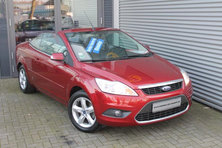 Ford Focus Cabrio-Coupe 1,6 Trend, Klima, beh WSS, SH