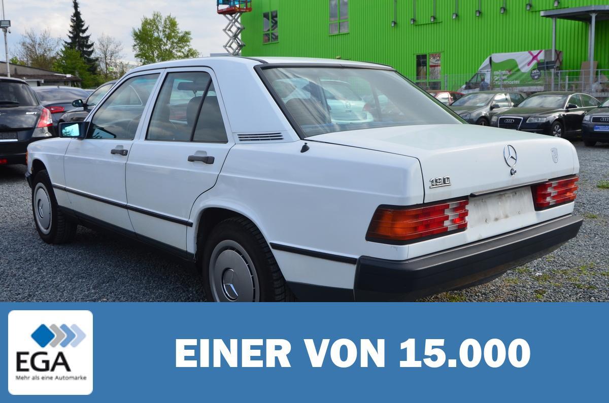 Mercedes-Benz 190 E AUTOMATIK H-KENNZEICHEN OLDTIMER - Autohaus ...