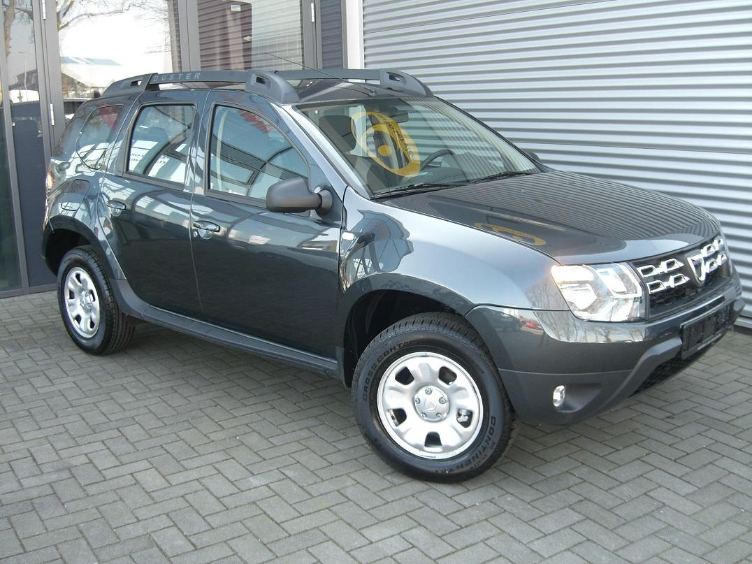 Dacia Duster Duster Black Shadow 1.2 TCe, 125PS/92kW