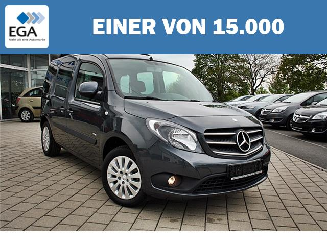 Mercedes-Benz Citan 109 CDI BlueEFFICIENCY, Klima, Alu, PDC