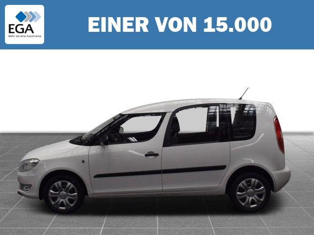 SKODA ROOMSTER 1.2 TDI DPF ACTIVE PLUS EDITION Klimaan