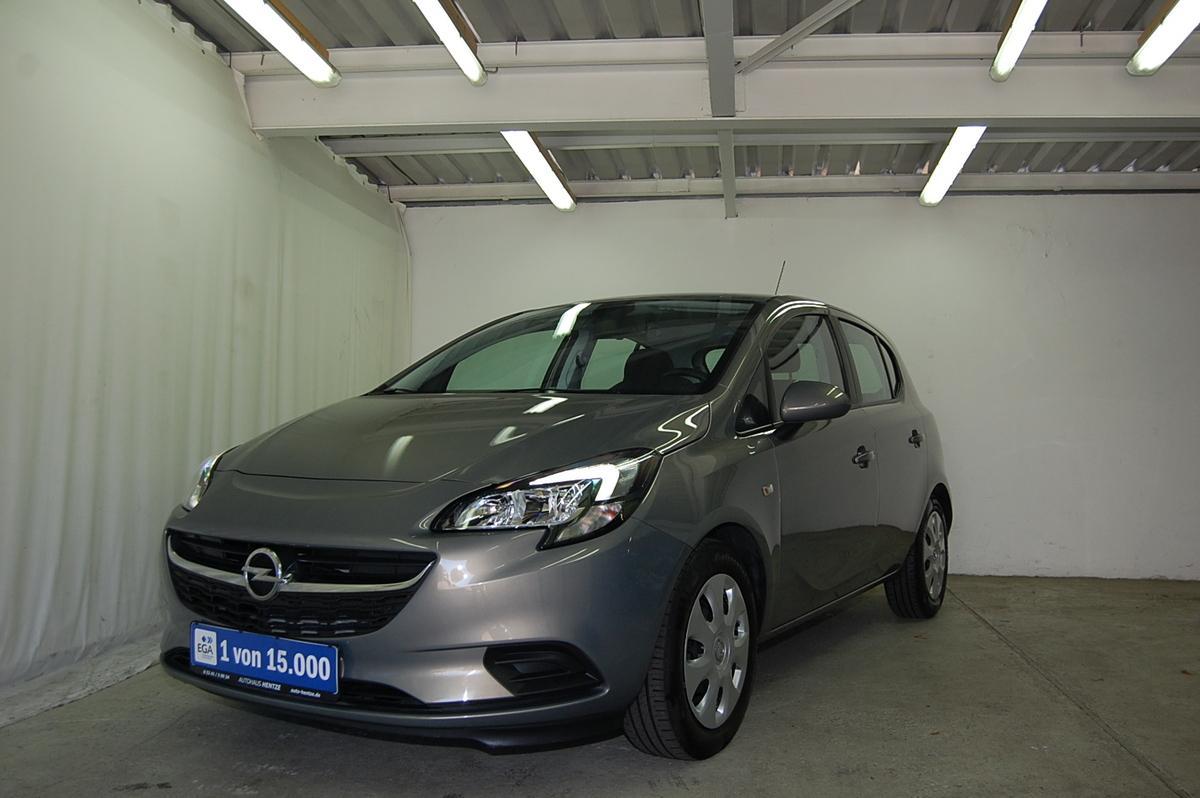 Opel Corsa 1,4i IntelliLink Sitz/Lenkradheizung