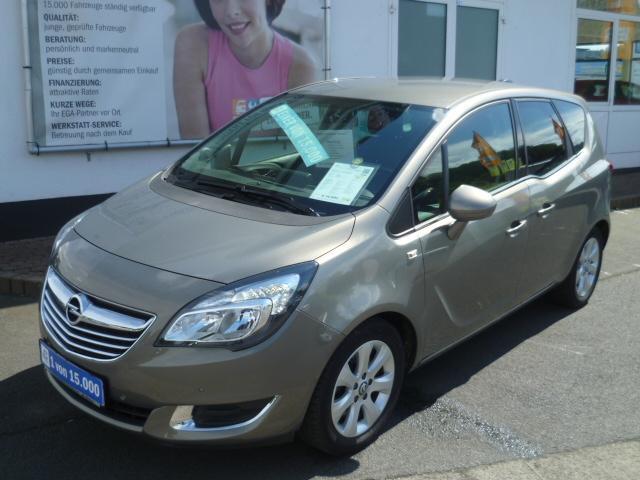 Opel Meriva B Excellence *Navi*LM-Felgen*Bluetooth*PDC*Klimaauto