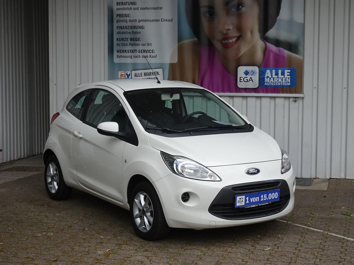 Ford Ka  1.2 COOL&SOUND KLIMA ALU SHZ BLUETOOTH