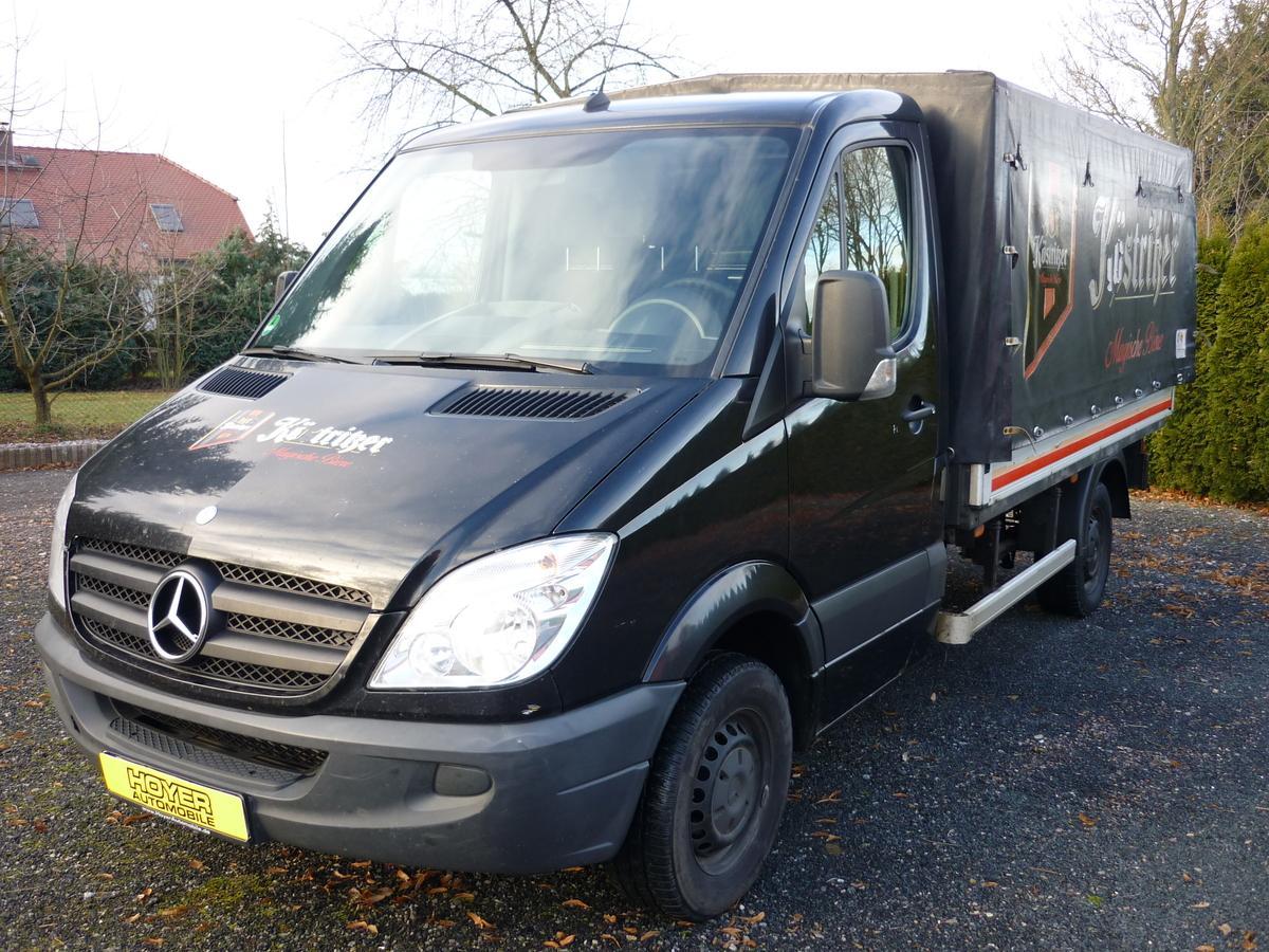 Mercedes-Benz Sprinter 313 CDI Anhängekupplung ZV elektr. Fensterheber