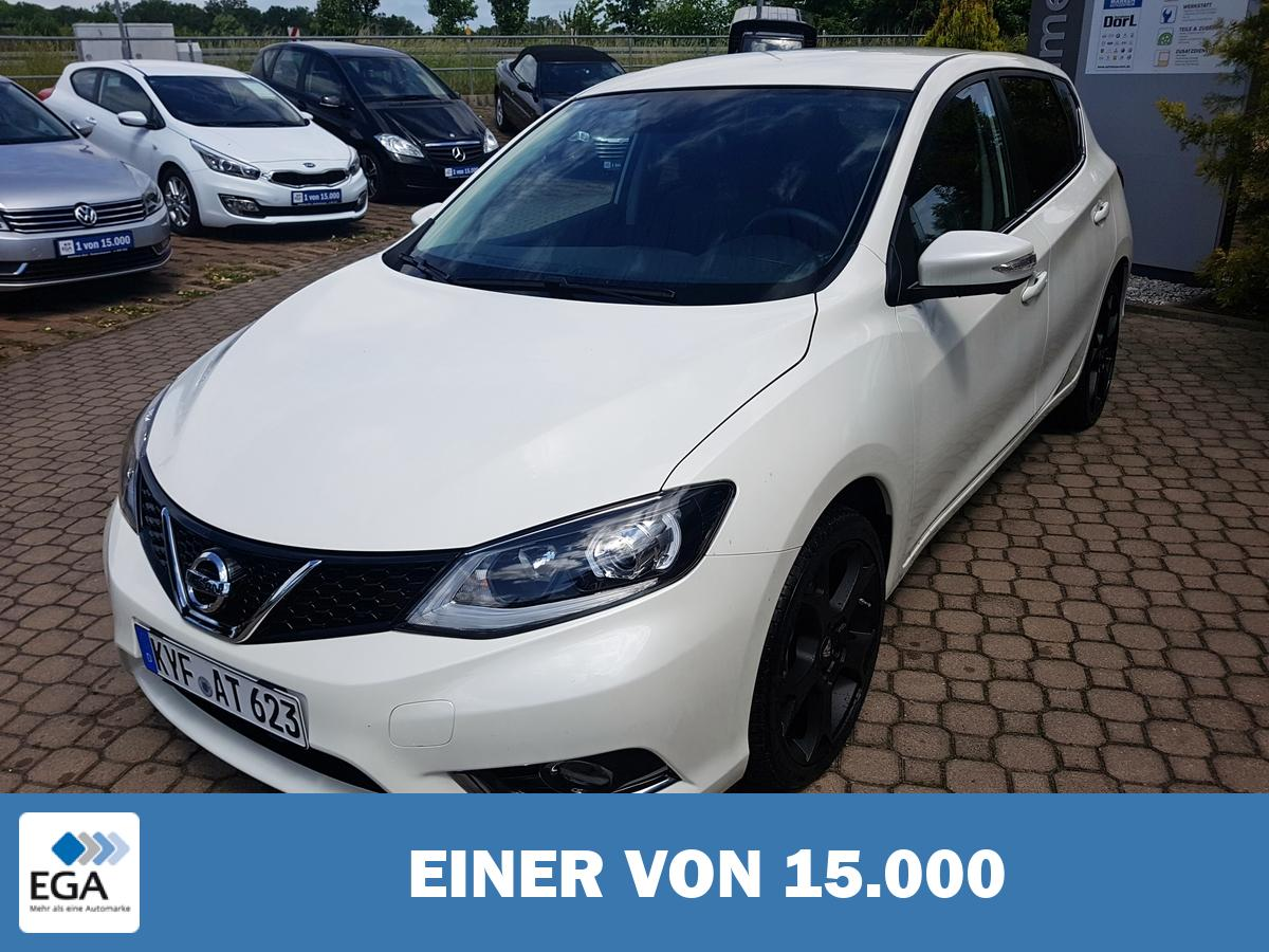 Nissan Pulsar 190PS| N-CONNECTA| NAVI|LED|360°KAMERA| WINTERRADSATZ