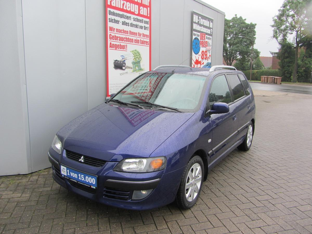 Mitsubishi Space Star 1.6 Klima-CD-Allwetter