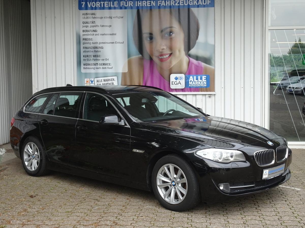 BMW 520d/TOUR/1HD/BI-XENON/NAVI/HEAD-UP/PDC/SP-FW/BREMSF/EURO 5
