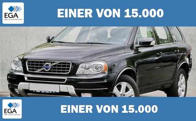 Volvo  XC90 D5 AWD Geartronic Momentum 7-Sitzer