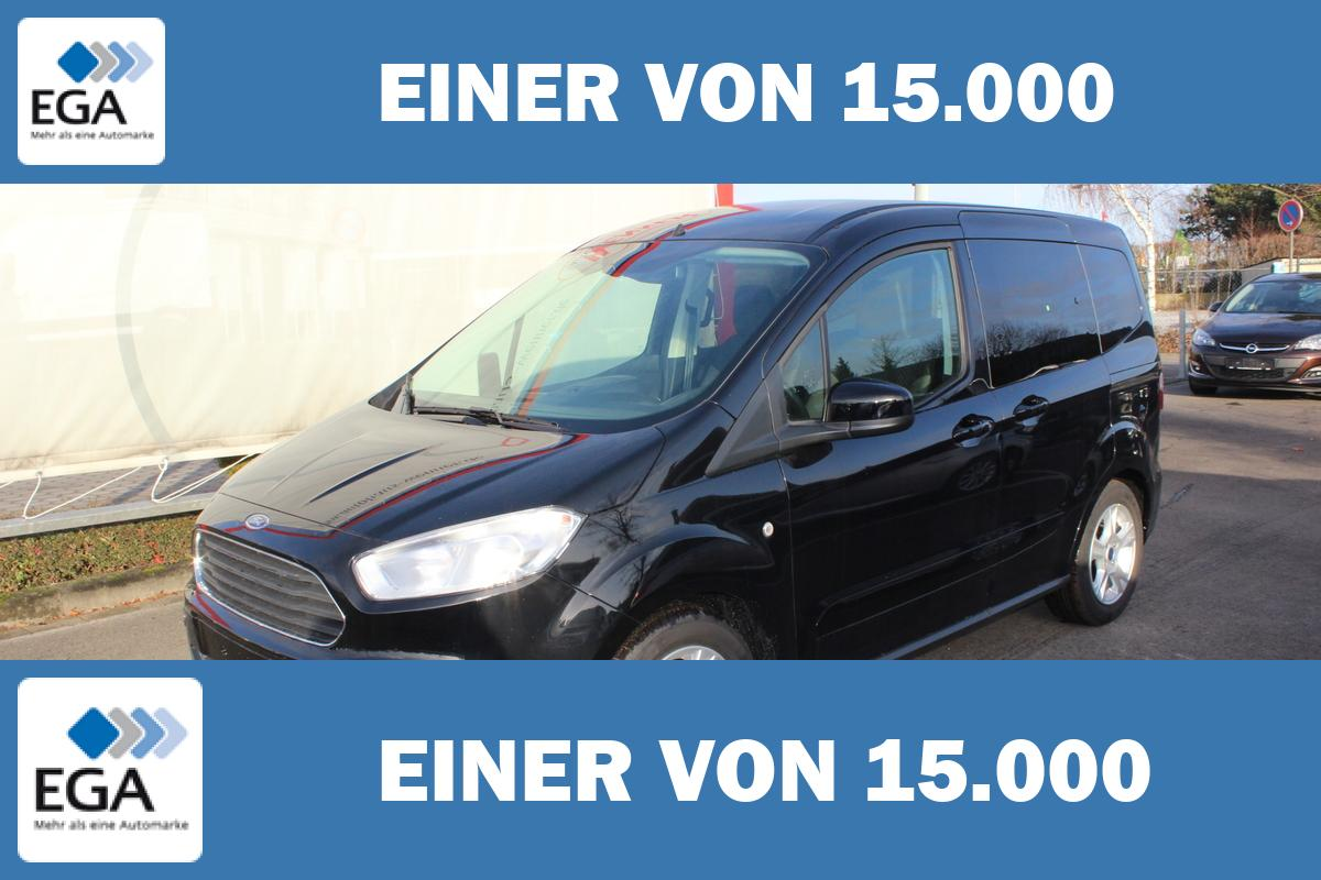 Ford Tourneo Courier Trend Ecoboost / 7 Jahre FGS