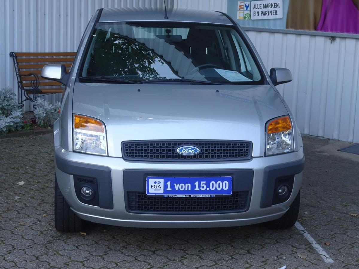 Ford Fusion  1.4 16V STYLE/1HD/KLIMA/BEHEIZTE FRONTS/AUDIO 6000/