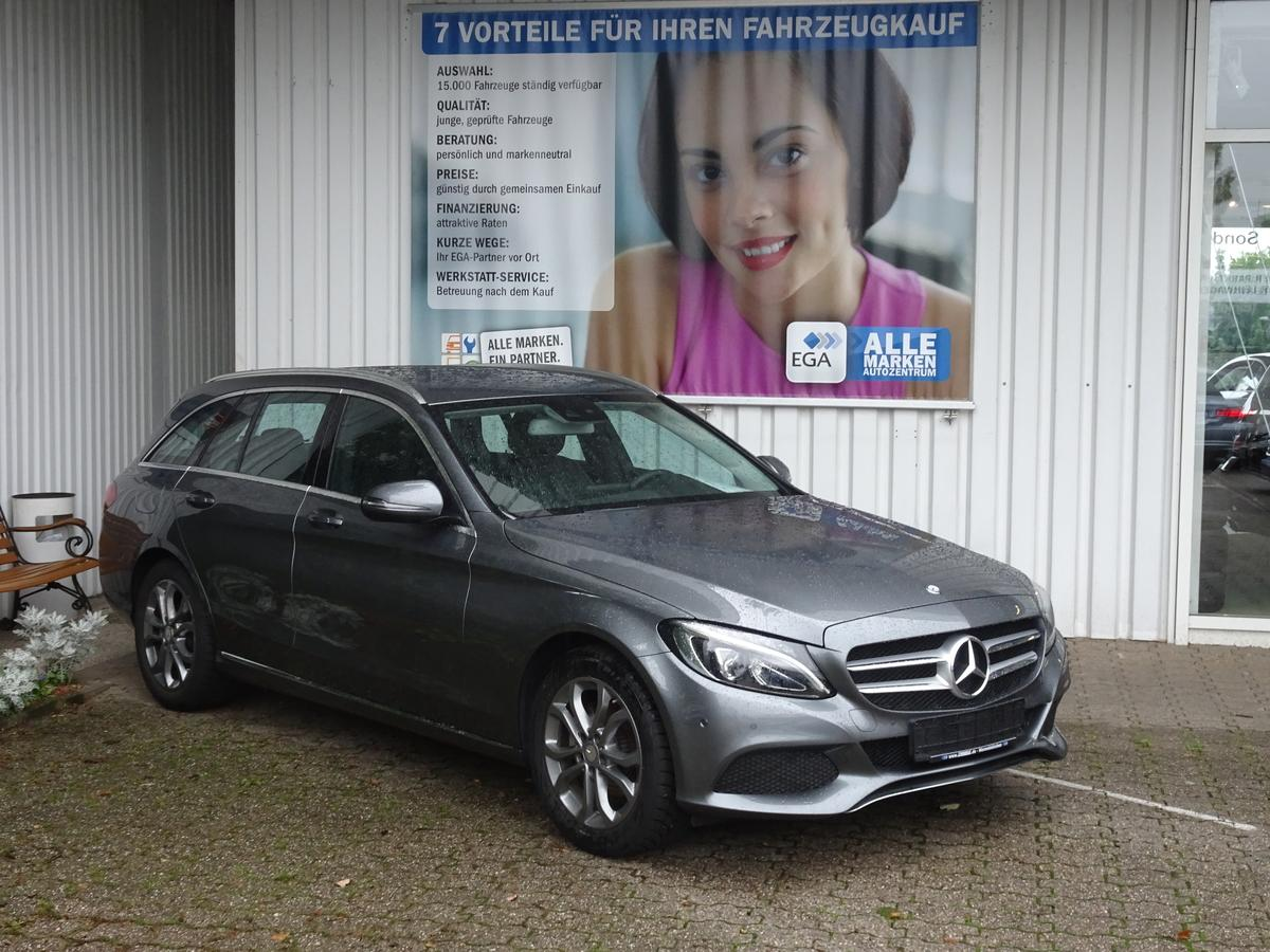 Mercedes-Benz C 180 T AVANTGARDE/LED HIGH/NAVI/PTS AKTIV/EASY PACK/SHZ/TEM