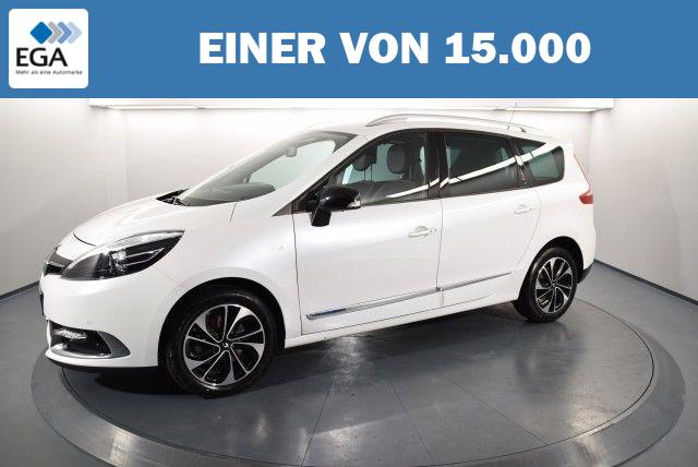 RENAULT GRAND SCENIC dCi 130  BOSE EDITION Klimaautomati