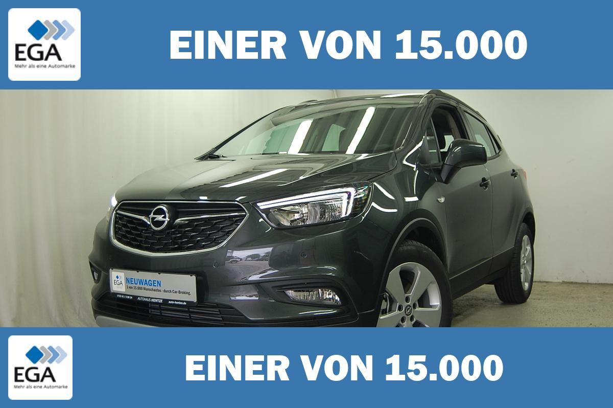 Opel Mokka X  1,4i Edition  Premium Paket