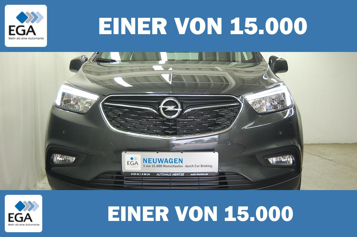 Opel Mokka X 1,4i Edition Premium Paket - Autohaus Hentze GmbH