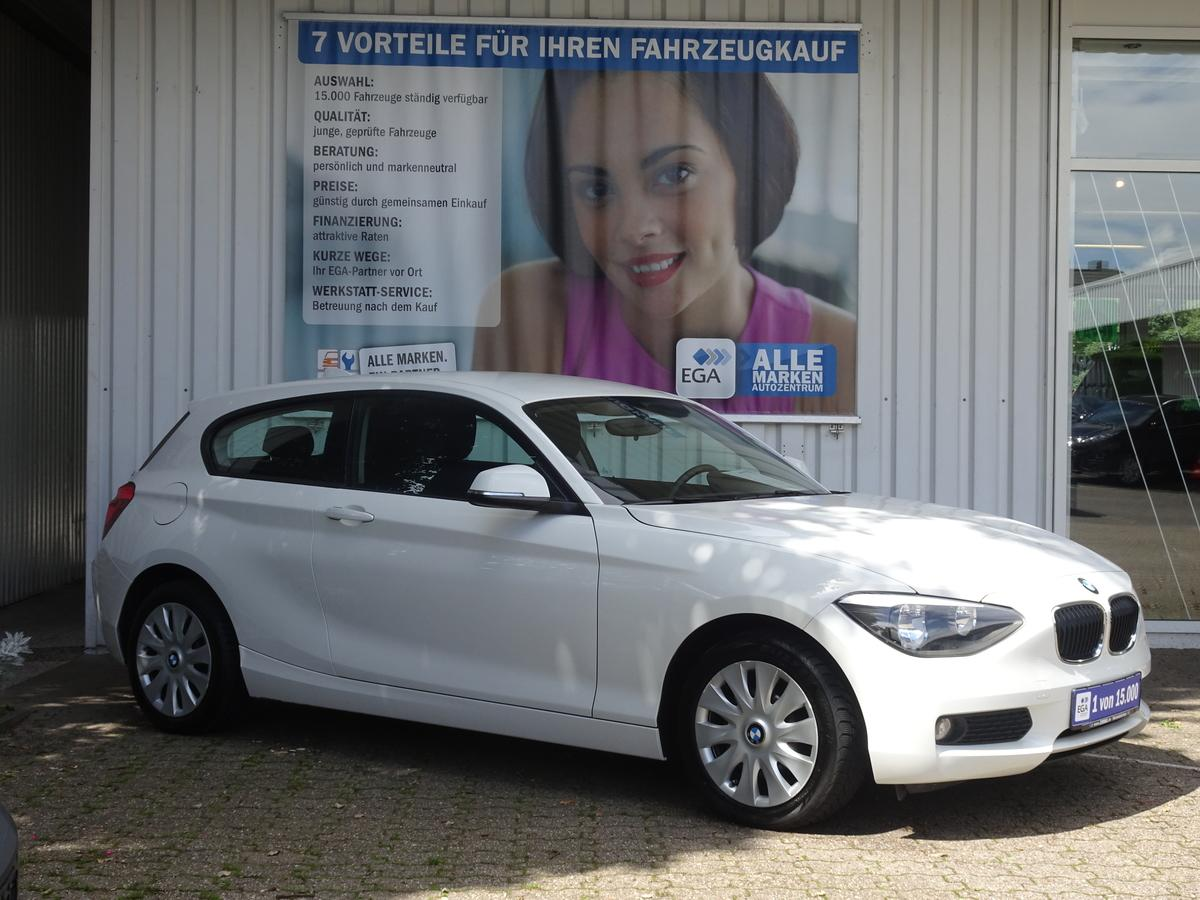 BMW 114d KLIMA//BT/NSW/ARMLEHNE