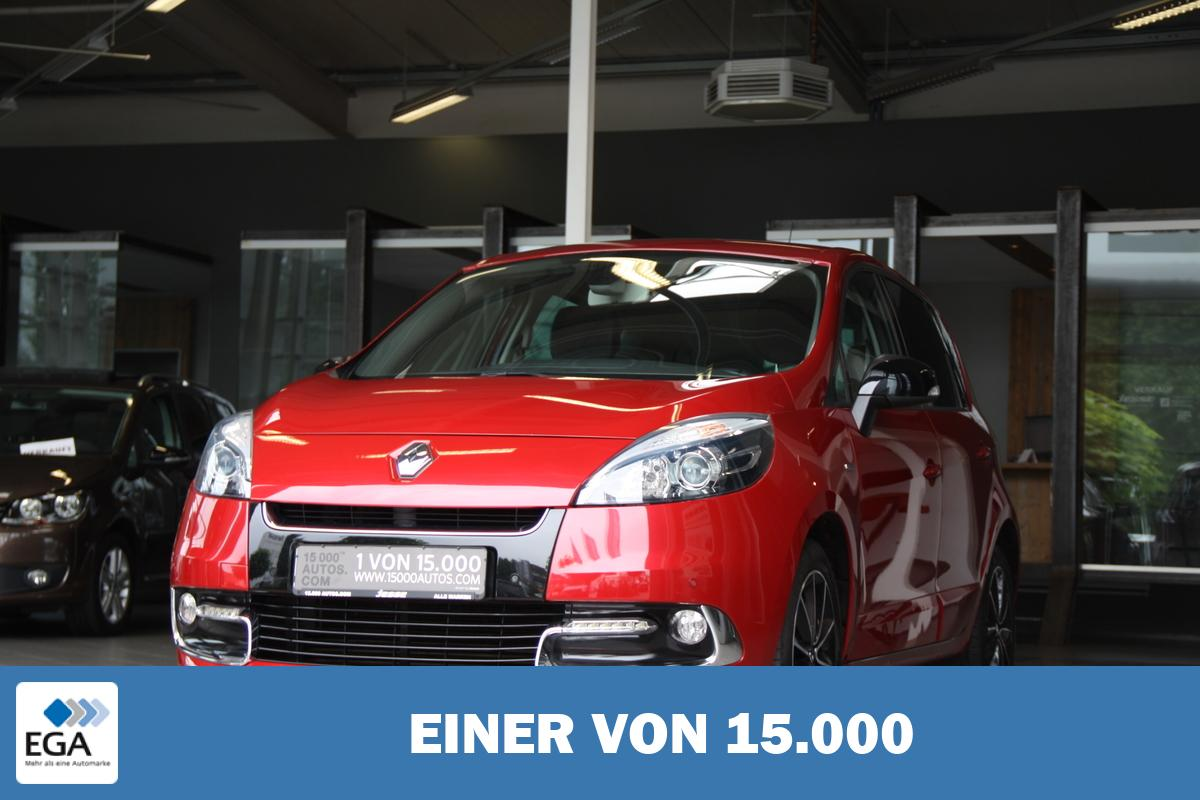 Renault Scenic 1.4 TCE 130 BOSE Edition *Navi PDC SHZ*