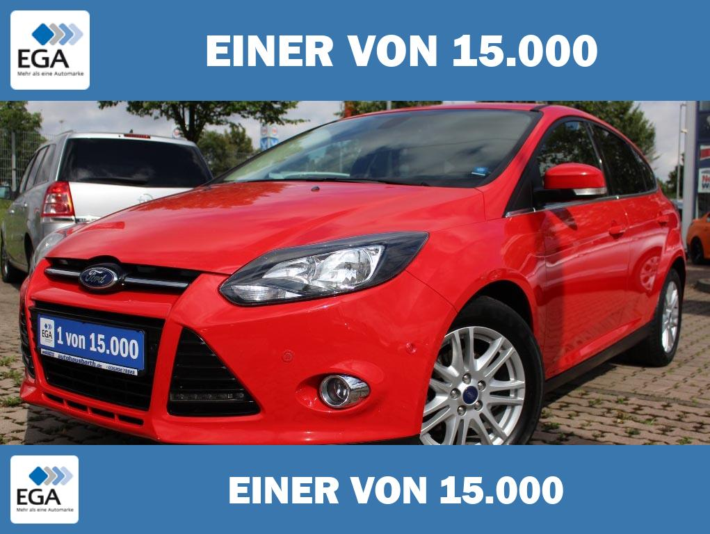 Ford Focus EcoBoost KLIMAAUTOMATIK / SHZ / PDC