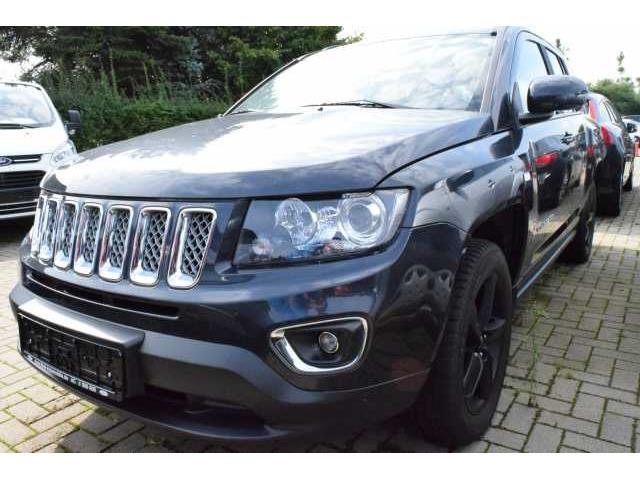 Jeep Compass 2.2 D Limited 4x2