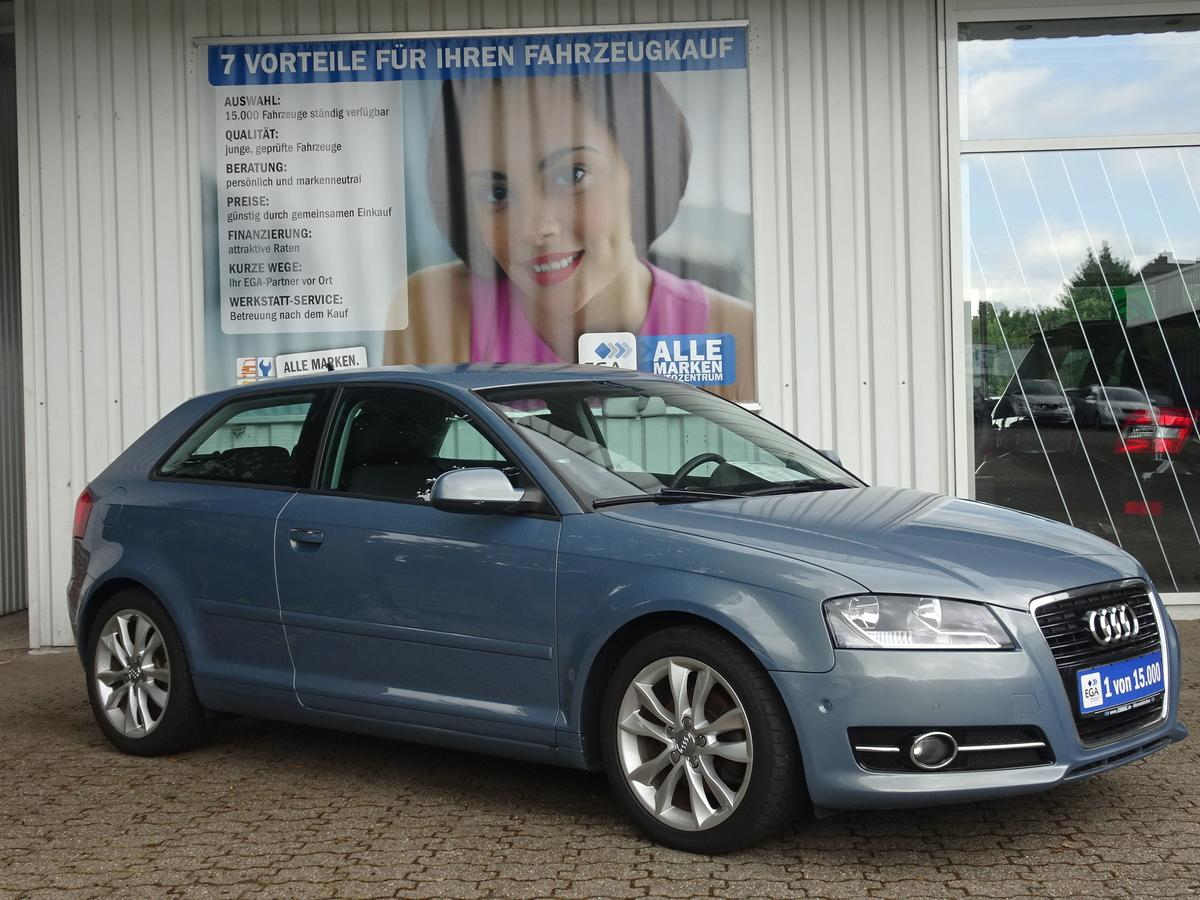 Audi A3 2.0 TDI AMBITION/MP3/BT/SOUND SYST/APS/SHZ