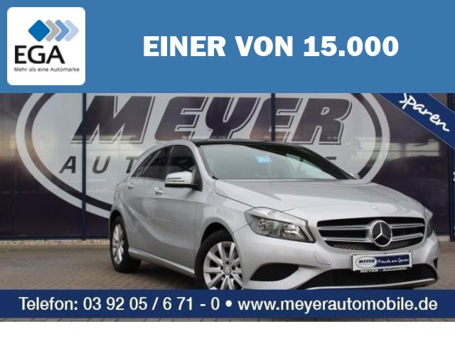 Mercedes-Benz A 180 A180 Style BlueEfficiency Navi/Panorama/Standhei