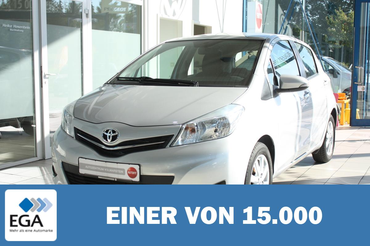Toyota Yaris  1.0 Dual-VVTi Cool Klima Radio/CD USB