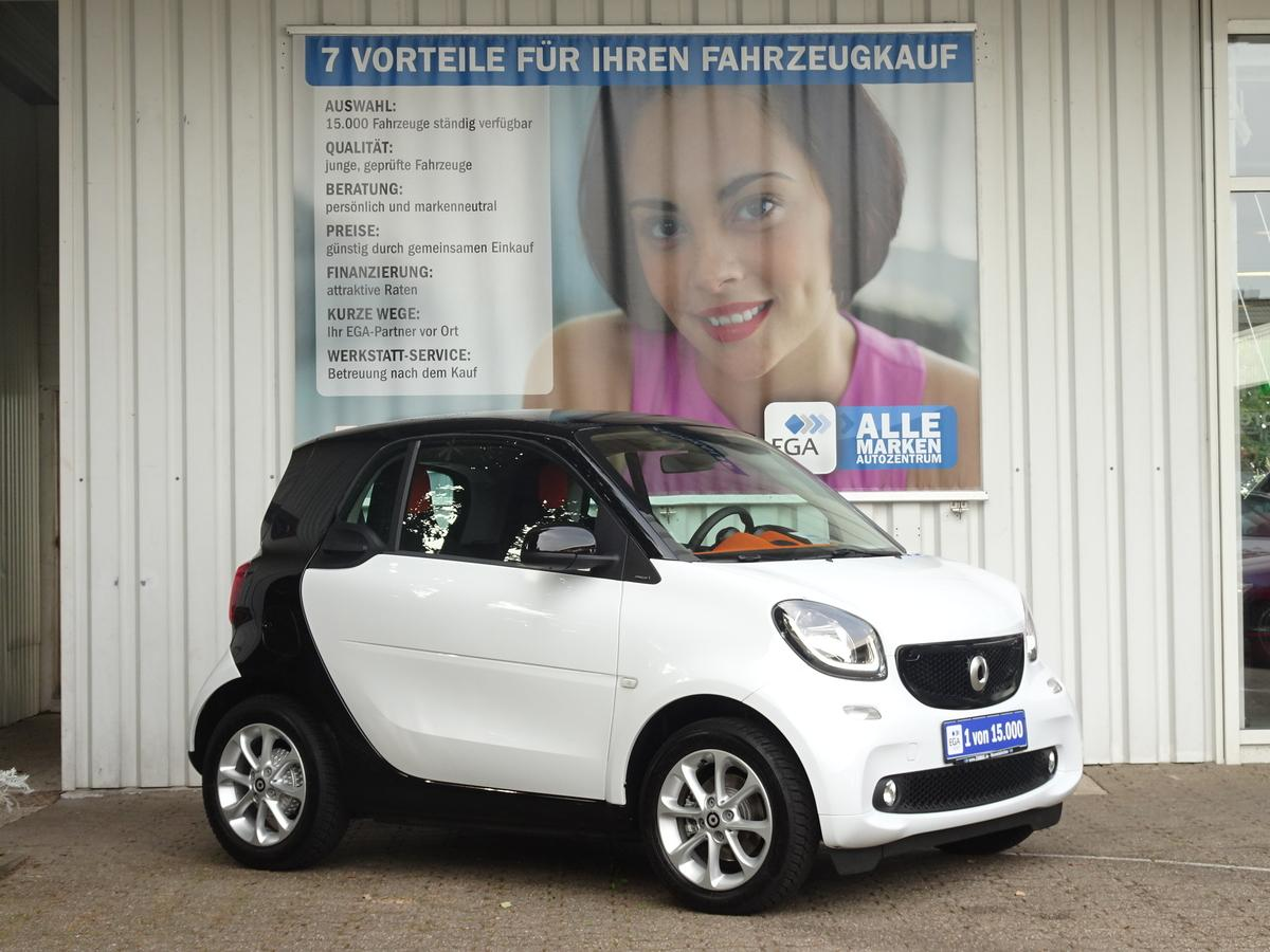 Smart ForTwo PASSION/TWINAMIC/COOL&AUDIO/PANORAMA/SHZ/LED/WINTERRA