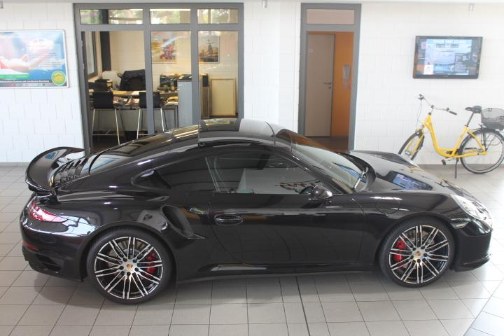 Porsche 991 911 Turbo, Pano, BOSE, LED,Sport Chrono, Sportlenkrad