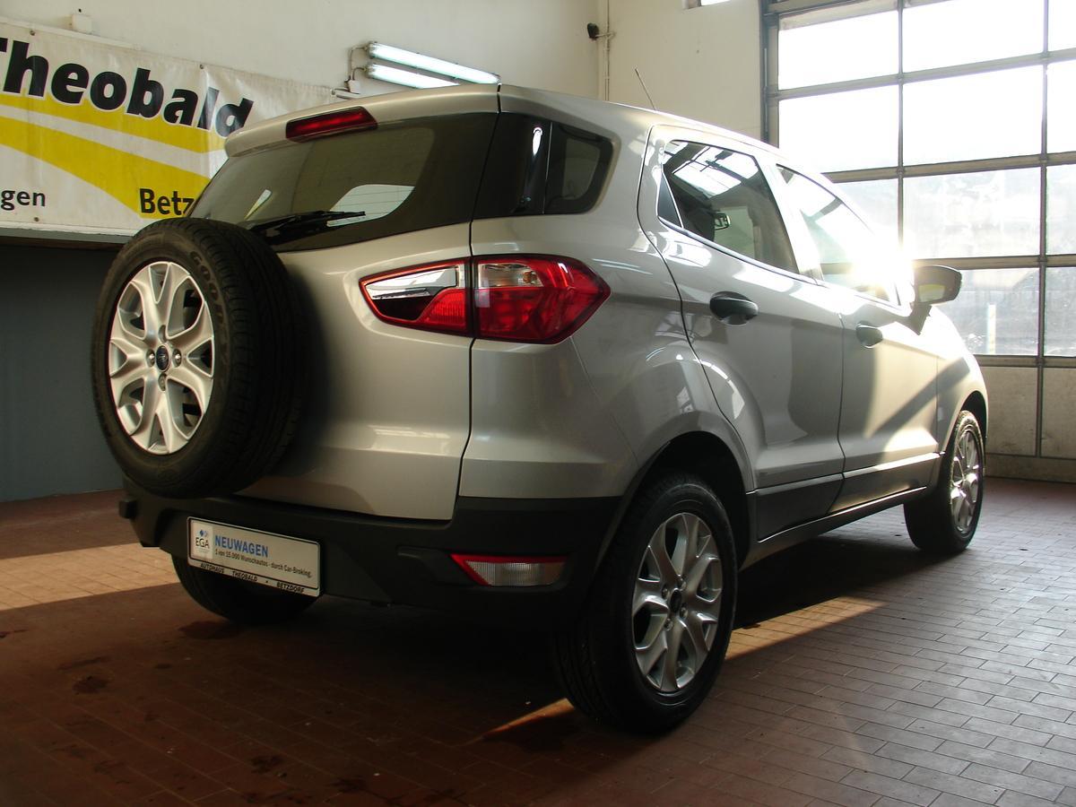 Ford ecosport 1 5 ti vct trend automatik