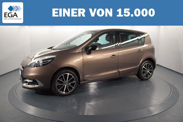 RENAULT SCENIC III 1.2 Tce 115 BOSE EDITION Klimaautomat
