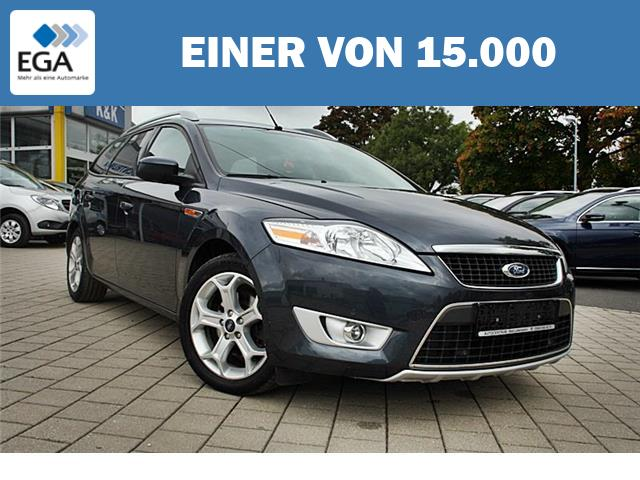 Ford Mondeo Turnier,Euro 4, beh. Frontsch., PDC,Tempom.