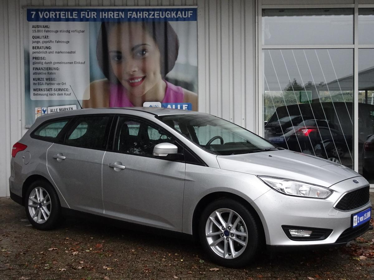 Ford Focus T 1.0 ECO BOOST BUSINESS 92 KW ALU KLIMA BLUETOOTH