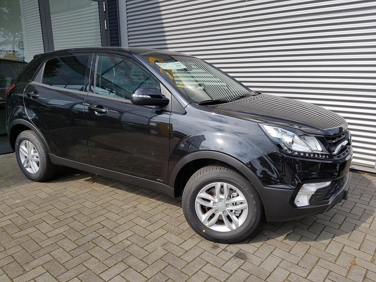 Ssangyong Korando 2.2D   2WD  Clever Sitzh, PDC, Blueth.