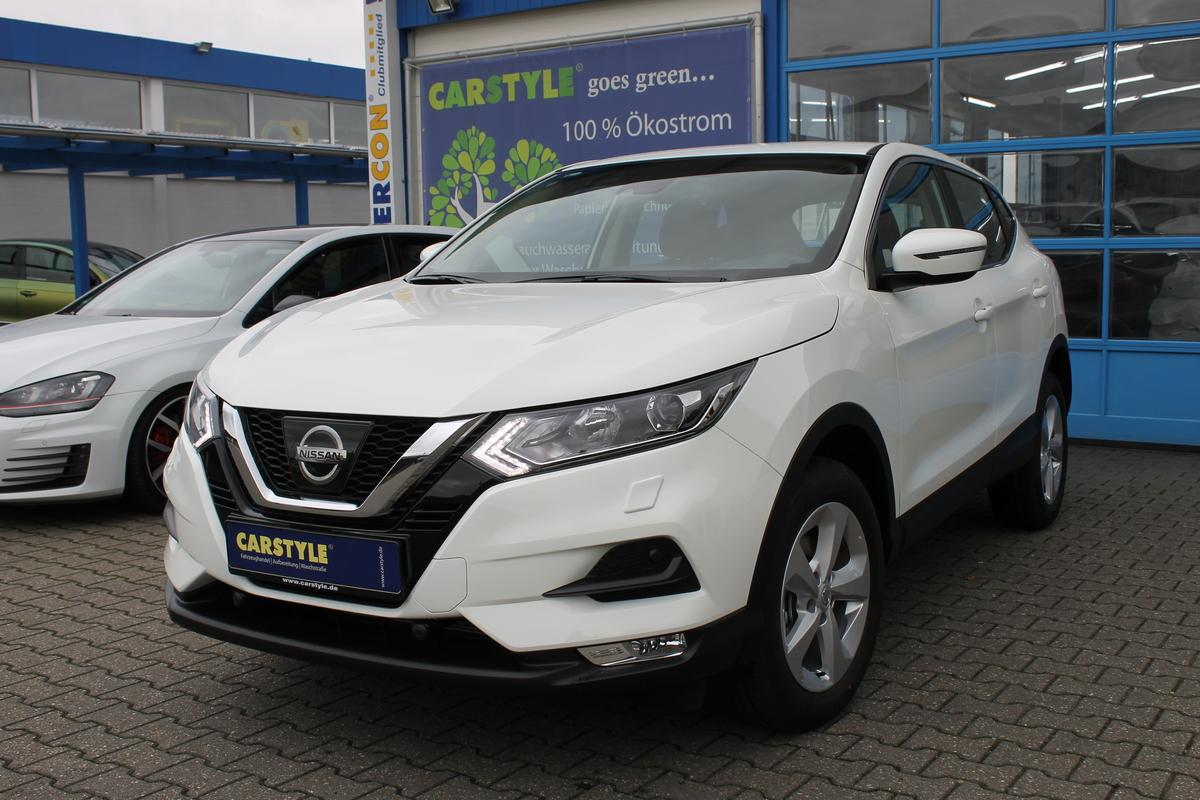 Nissan Qashqai 1.2 AT FaCeLifT KlimaAut Alu17 SHZ PDC BLTH NSW