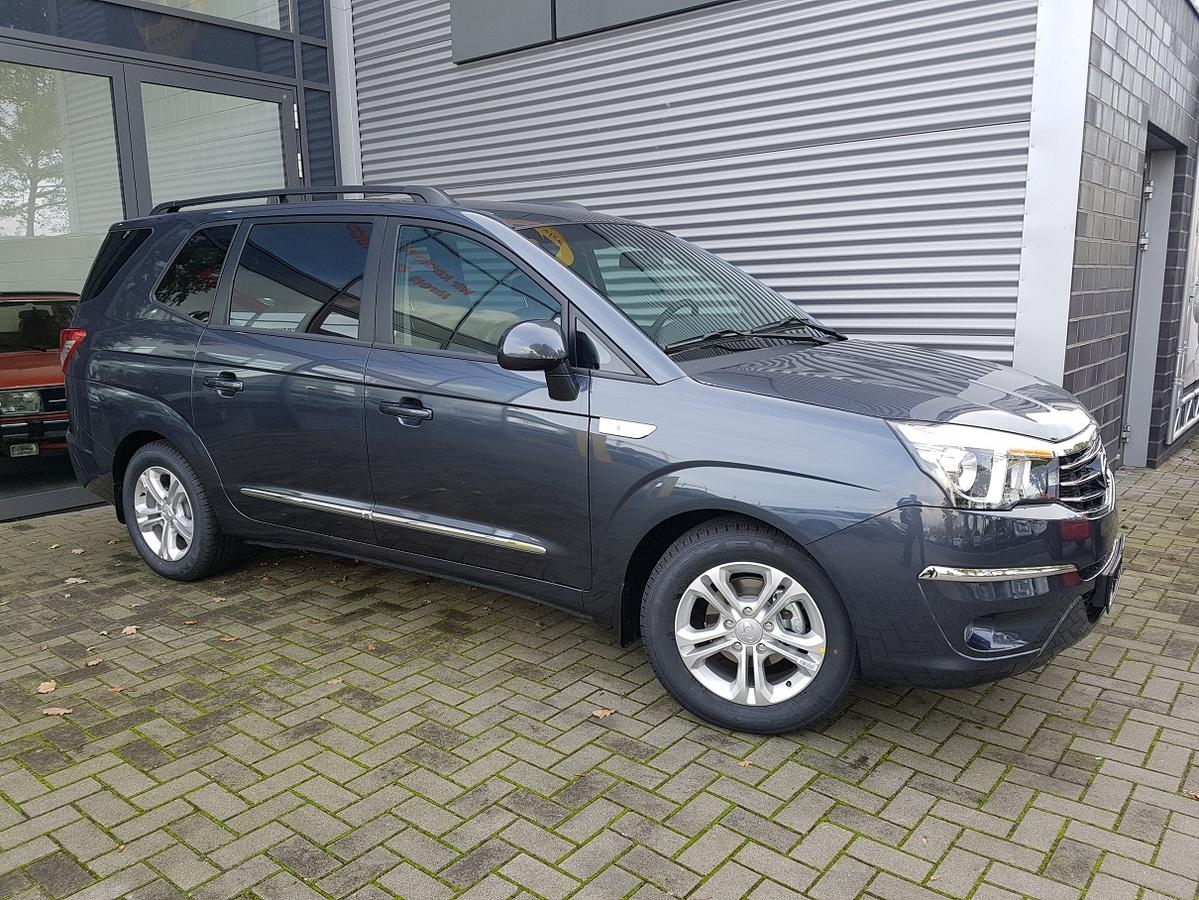 Ssangyong Rodius 2.2 Diesel Autom.  2WD   Turismo
