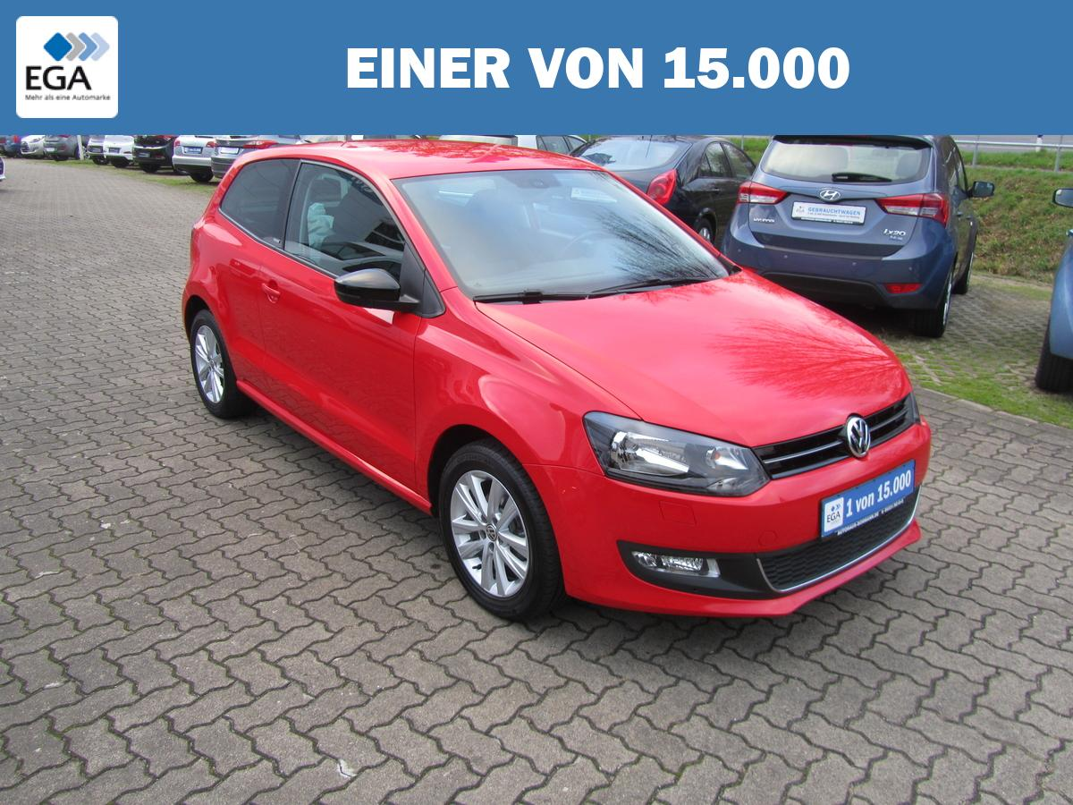 Volkswagen Polo  1.2 Style **AHK**AC*PDC**