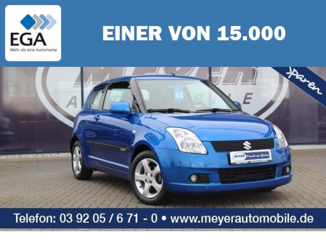 Suzuki Swift 1.5 Autom. SHZ/ALU