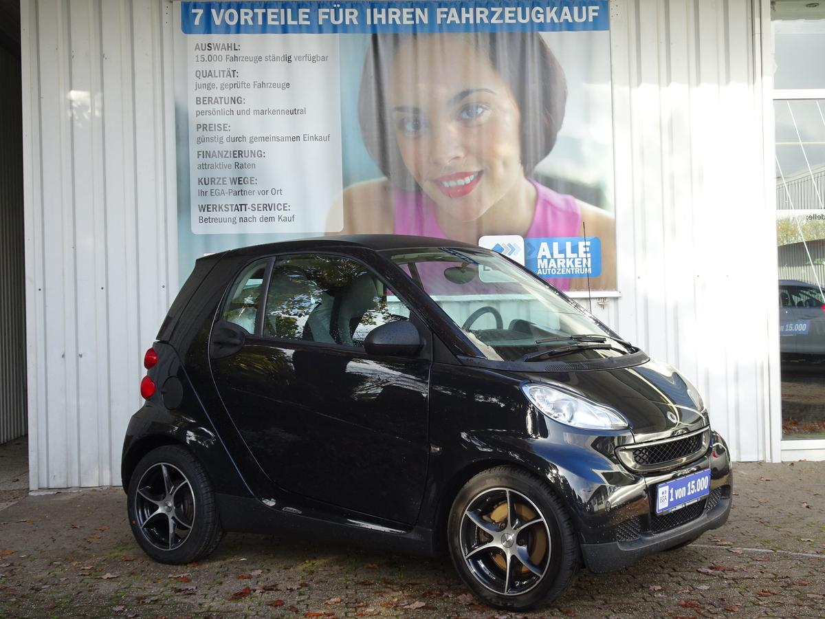 Smart ForTwo COUPE MHD PURE  ZV FB  CD RADIO  WINTERRAEDER
