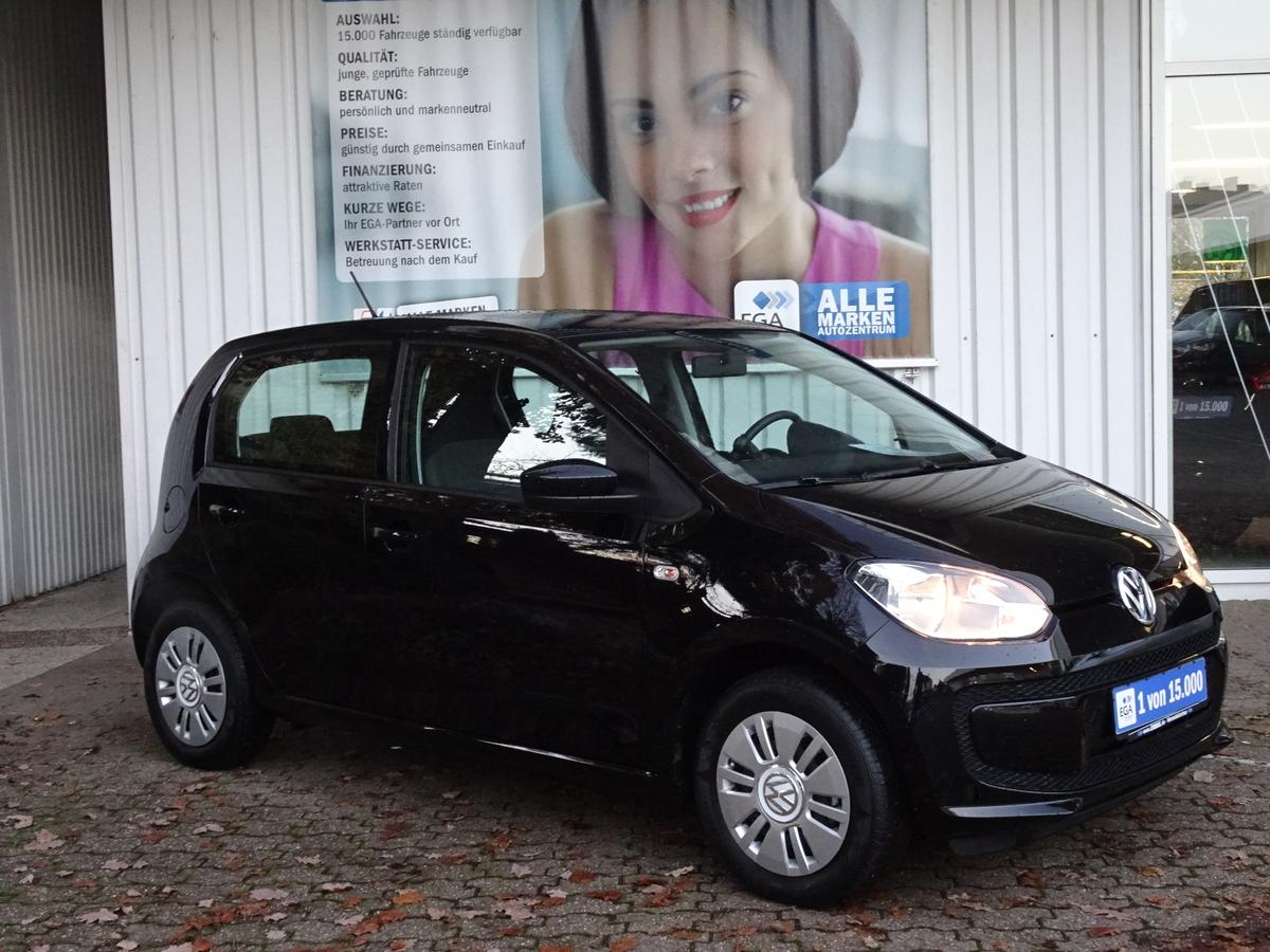 Volkswagen up! 1.0 move up! NAVI PDC CLIMATIC BLUETOOTH
