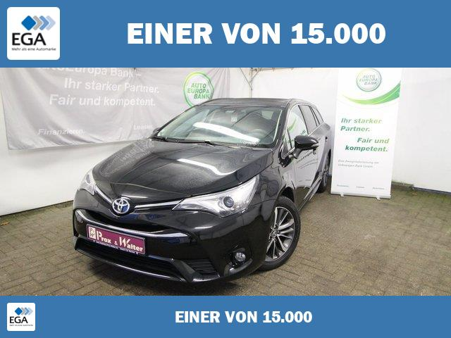 Toyota Avensis Touring Sports 2.0 D-4D Edition-S NAVI