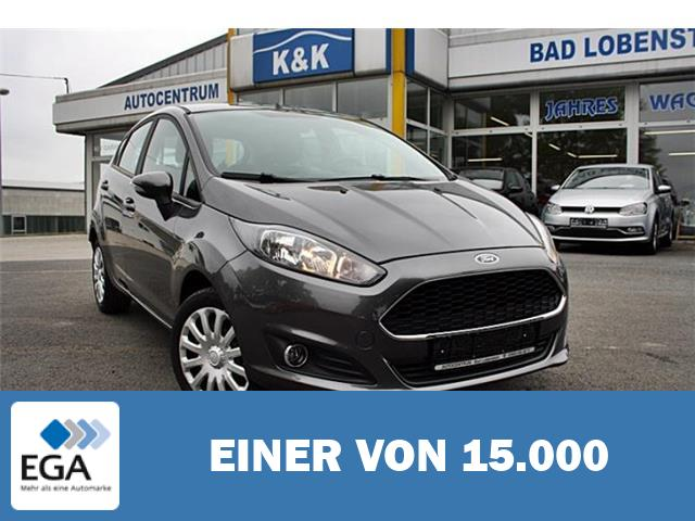 Ford Fiesta 1.25, Klima, USB, NSW