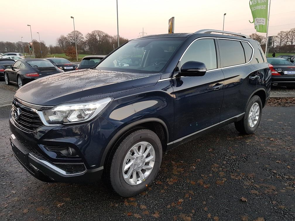 Ssangyong REXTON Quartz 4WD 7AT Leasingrate 399,-€
