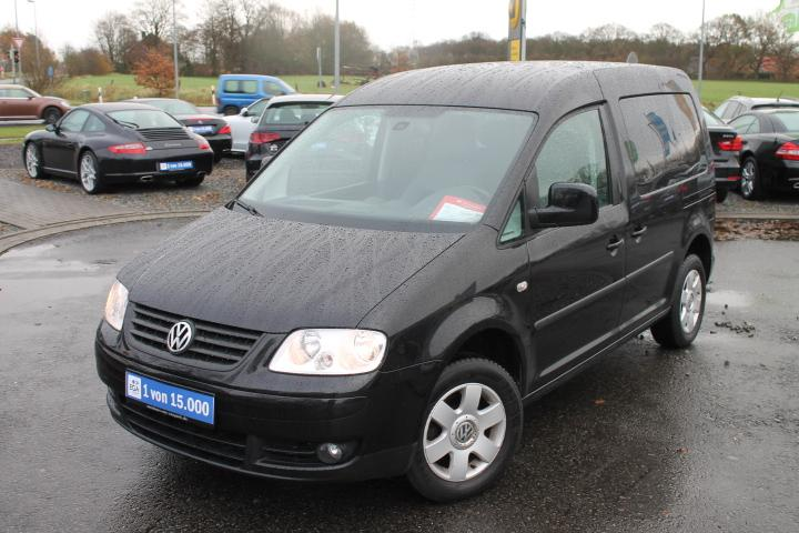 Volkswagen Caddy Life 1,4 Style, Klimaautom, Sitzh, PDC, GRA, BC