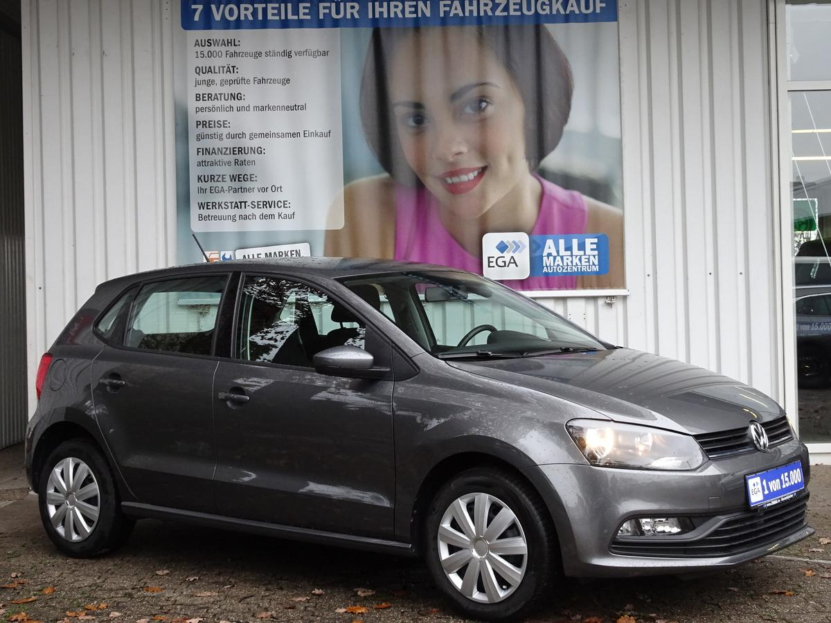 Volkswagen Polo 1.0 BMT CLIMATIC EFH START/STOP BC TRENDLINE