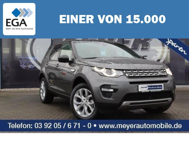 Land Rover Discovery Sport TD4 Aut. HSE 7-Sit./Bi-Xenon/Nav