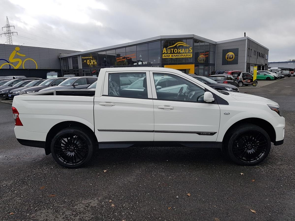 Ssangyong Actyon 2.2 D Quartz  Leasingrate: 249,-€