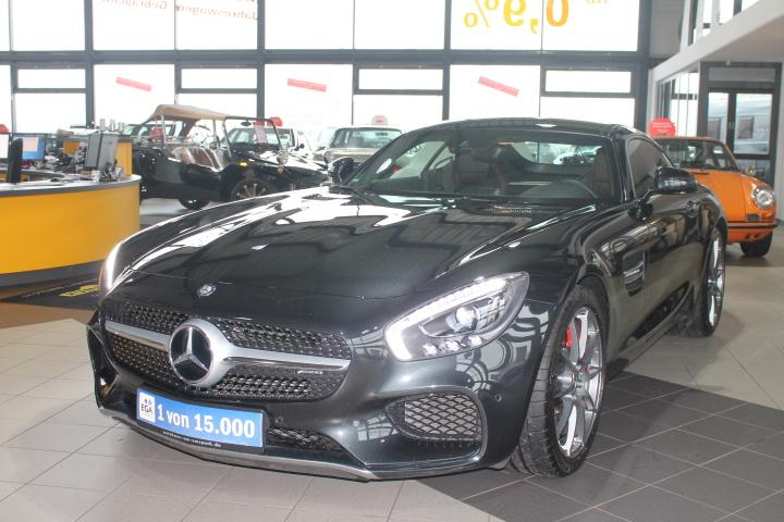 Mercedes-Benz AMG GT S  Panorama, Nappa, Kamera, 16000KM