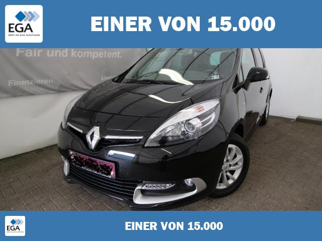 Renault Scenic 1.5 dCi EU6 Energy Limited DeLuxe NAVI