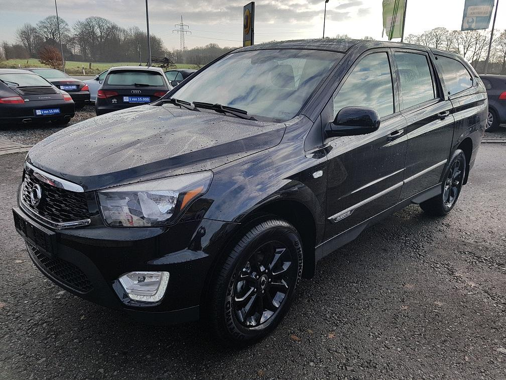 Ssangyong Actyon 2.2 Diesel Autom.