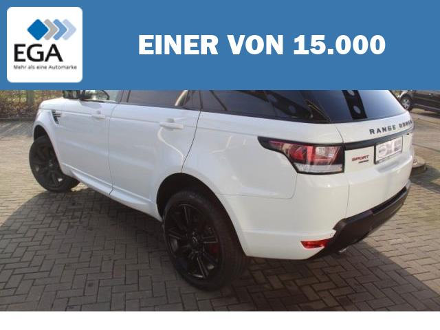 Land Rover Range Rover Sport 3.0 SDV6 HSE Stealth Pack/360°
